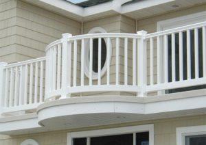 balustrada balkon
