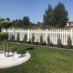ogrodzenie plastikowe